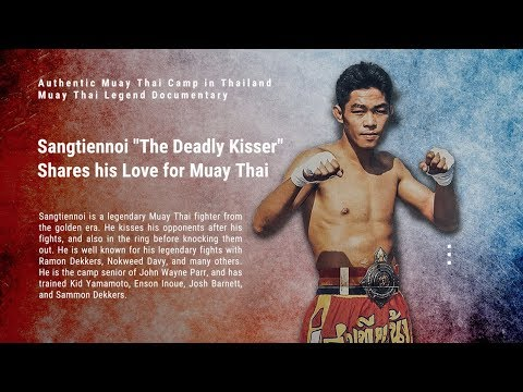 Real Love For Muay Thai: Sangtiennoi Documentary | Authentic Muay Thai Camp In Thailand