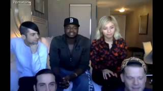 Pentatonix/PTX Describes Their Sing-Off Audition Day