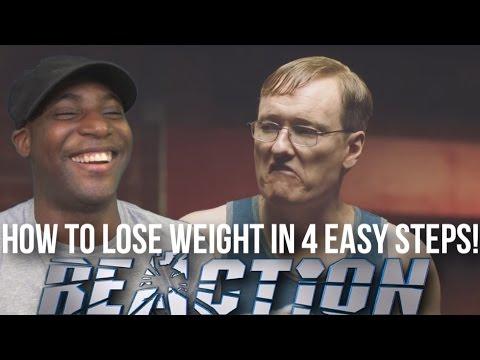 How to lose weight in 4 easy steps aaron bleyaert