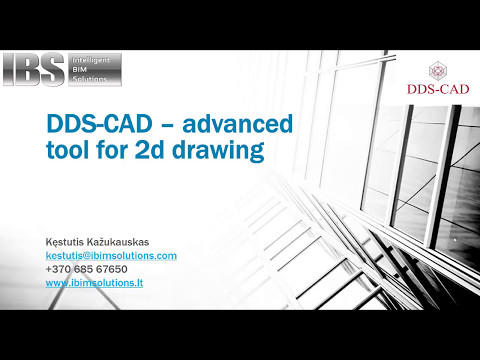 WEBINAR: DDS-CAD - fast and easy system modeling in 2D environment