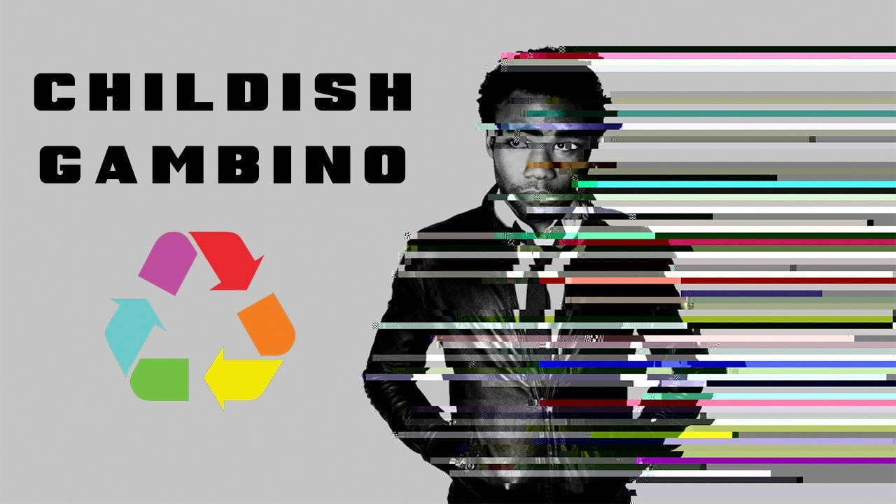 The Childish Gambino Mixtape