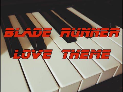 Blade Runner - Love Theme (Piano Arrangement)