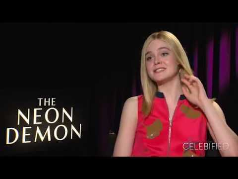 Elle Fanning Interview for The Neon Demon