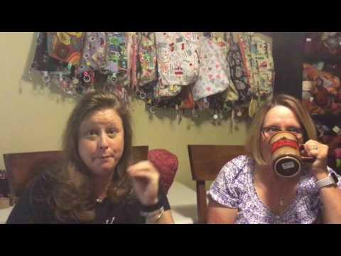 Knitter's Gotta Knit Podcast Stitch One