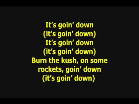 Ace Hood feat. Meek Mill - Goin Down Lyrics (Full Song)