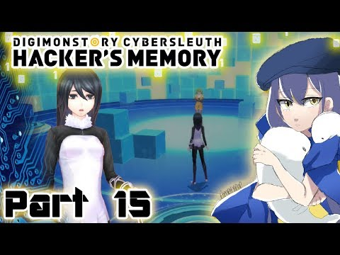 Let's Play Digimon Story: Cyber Sleuth - Hacker's Memory - Part 15