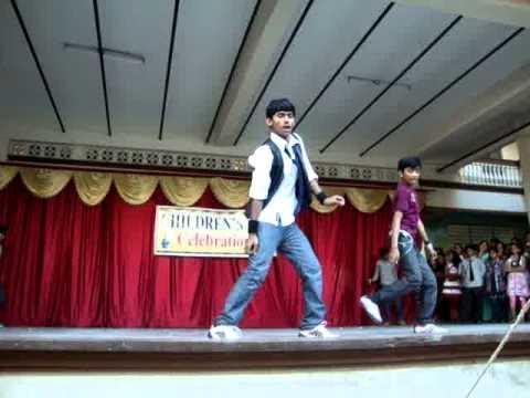 dhoom-2 dance by tasleem ahamed n w.t.vishnu