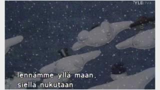 Lumiukko - Snowman - Walking In The Air