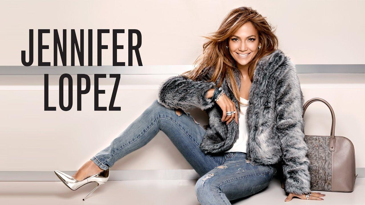 Jennifer Lopez Colección Otoño Invierno Coppel