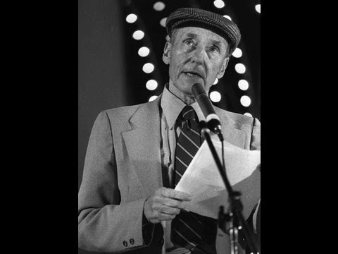 William S. Burroughs lecture,July 20,1976,on paranormal,EVP,text+tape cut-ups,prognostication