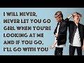 Marcus & Martinus – Never (Lyrics) ft. OMI