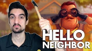 Τι κρύβει ο γείτονας; - Hello Neighbor