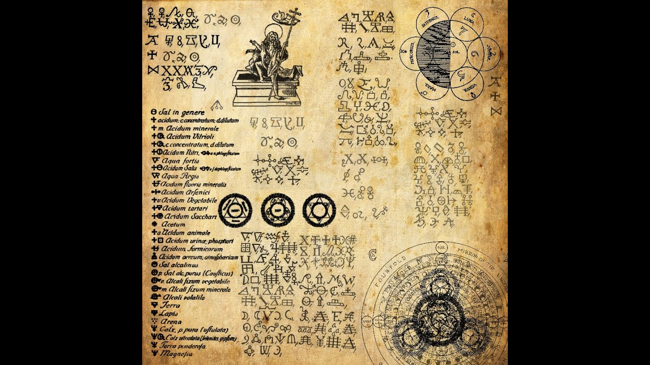 The Science Of Alchemy Future5 Youtube