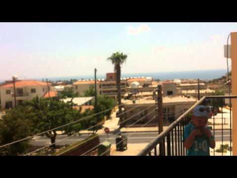 Кипр. Пафос. Апартаменты с 2 спальнями.