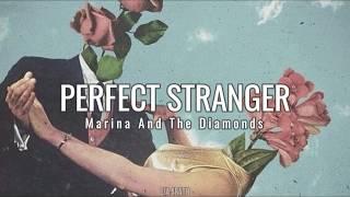 Marina And The Diamonds - Perfect Stranger (Español/Lyrics)