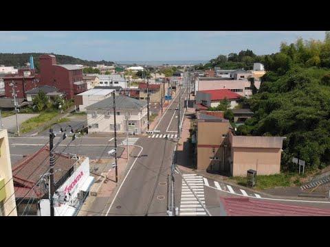 Fukushima's ghost towns