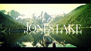 Jones Lake,BC- Drive Up The Mountain