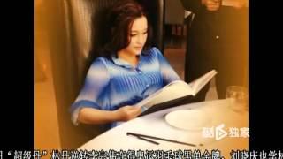 57岁刘晓庆晒近照 打羽毛球秀好身材