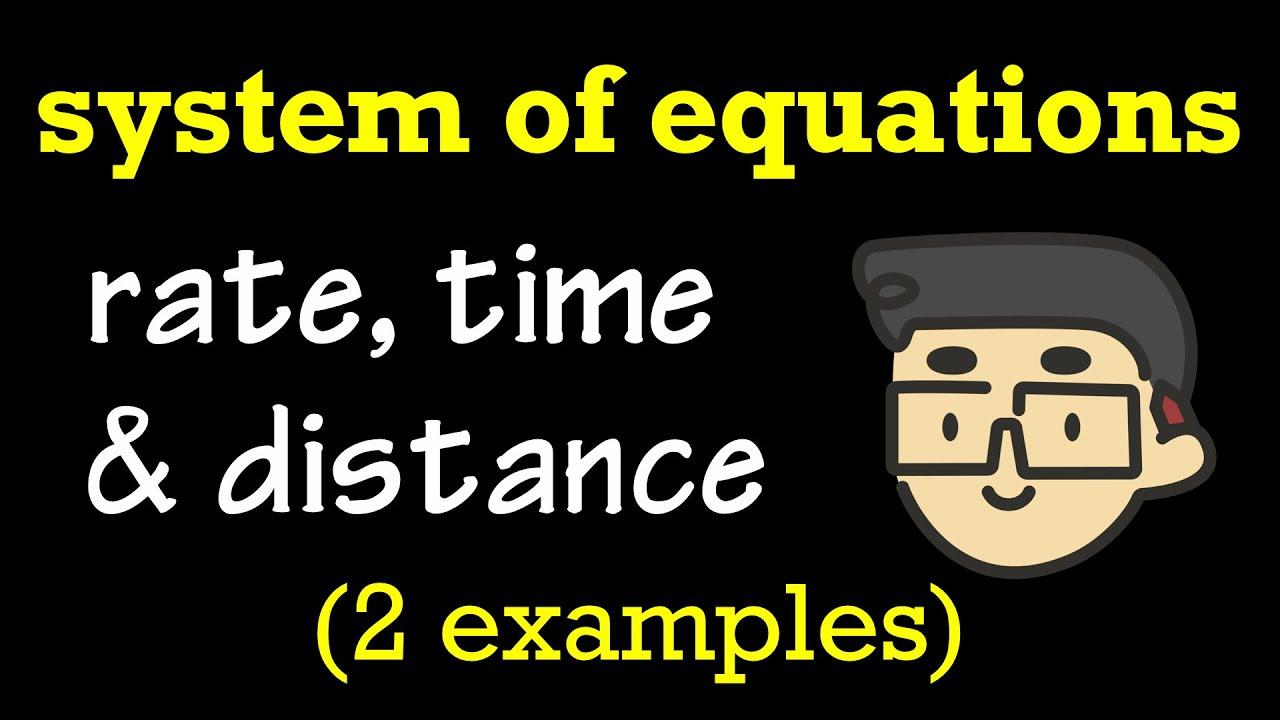 Rate time distance plane boat algebra word problems system of rate time distance plane boat algebra word problems system of equations ibookread PDF