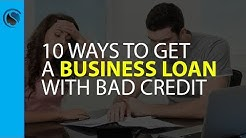 Periscope.10 Ways to Get a Business Loan with Bad Credit
