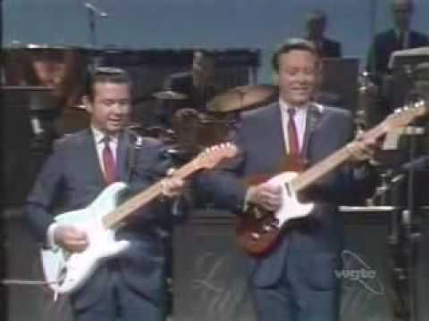Neil LeVang & Buddy Merrill - San Antonio Rose - 1966 - Lawrence Welk Show