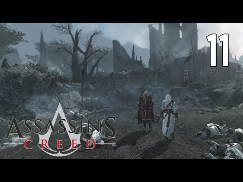Assassin's Creed - Memory Block 6: Robert de Sable of Jerusalem, Arsuf [No HUD]