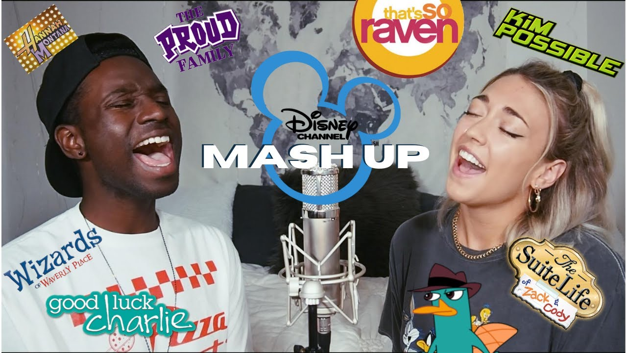BEST DISNEY THEME SONGS IN 2 MINUTES - (Ni/Co Cover)