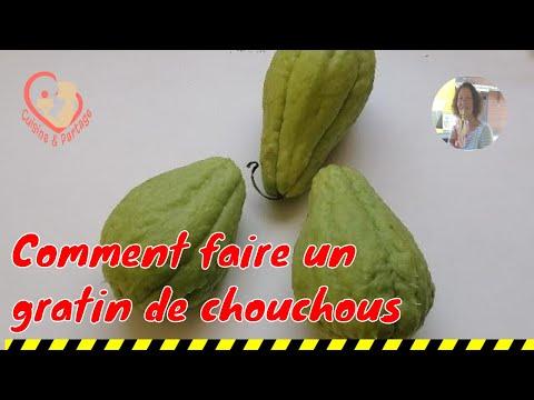 Comment Faire Un Gratin De Chouchou ...