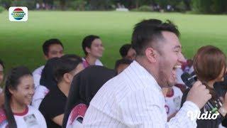 Gara-Gara Mati Lampu Nassar Langsung Pamer Suara di Depan Pak Jokowi #DangdutanBarengPresiden