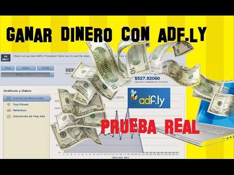 💵 💸 Como GANAR DINERO CON ADFLY | Ganar dinero por internet en PayPal con LINKS | $500