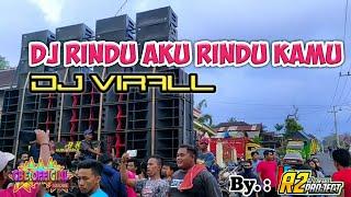 Download DJ RINDU AKU RINDU KAMU TERBARU ByR2 PROJECT
