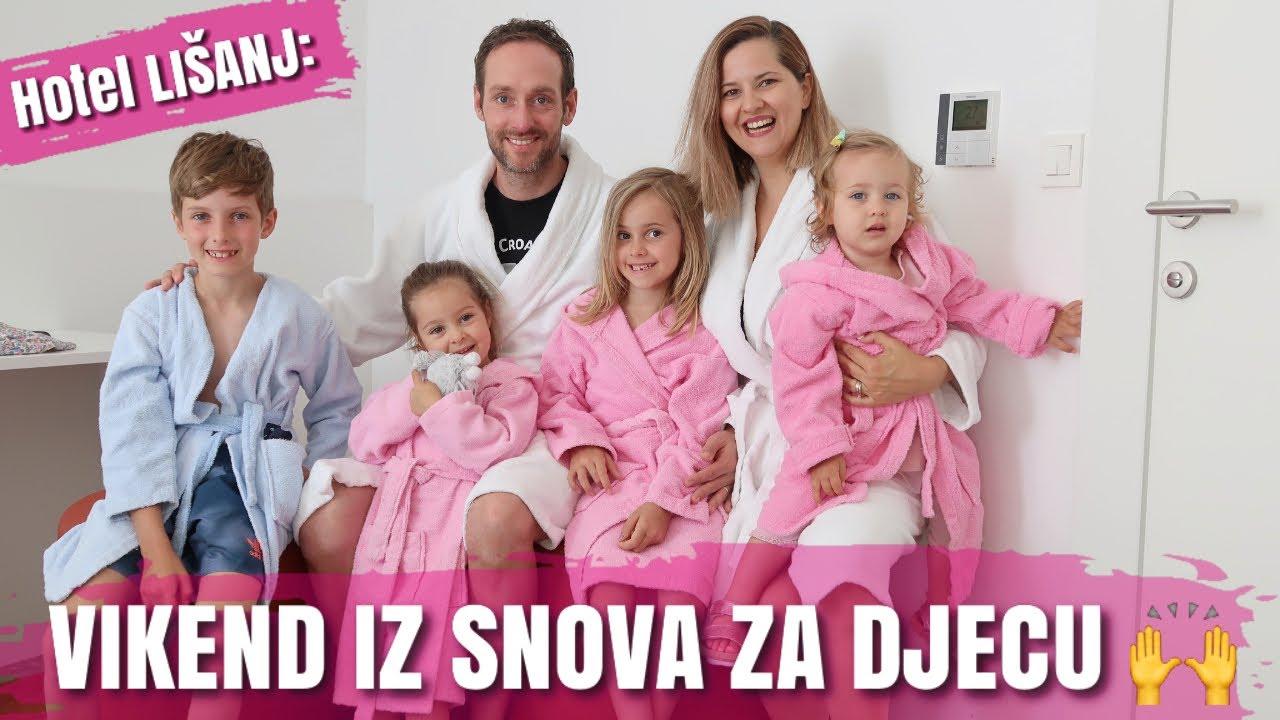 ZABAVILI SU SE KAO NIKAD PRIJE! | VLOG | mama 4 djece |