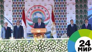 «Сокровищница Навруза»: праздничное шоу в Душанбе посетил Эмомали Рахмон - МИР 24