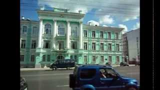 Тула. Видео.2012г. Tula city.Russia(Прогулка по Туле. Центр и прилегающие улицы. Саундтрек к этому видео можно скачать по адресу http://musicmp3spb.org/art..., 2012-08-29T14:38:01.000Z)