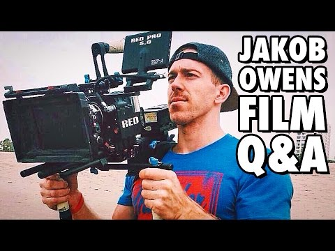 Jakob Owens Interview - How to Shoot Video & Be a Filmmaker