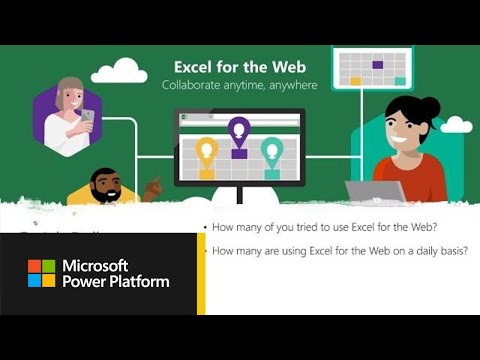 Microsoft Excel: Boost your productivity with Excel on the web - THR1001 thumbnail
