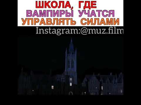 Школа, где вампиры учатся управлять силами Фильм «Академия вампиров»