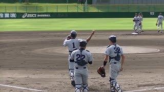 京産大シートノック『2018秋季リーグ戦』