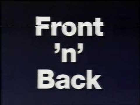 RTA Roads & Traffic Authority - Click Clack Front 'n' Back (Australian ad, 1990)