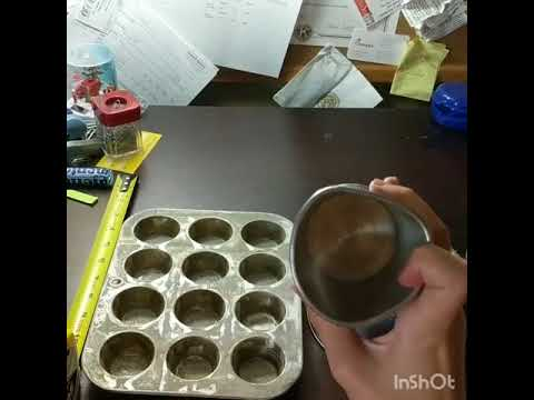 How to melt pewter