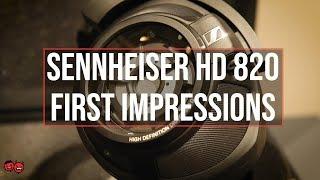 Auditioning RM12,000 Headphones   Sennheiser HD 820 First Impressions