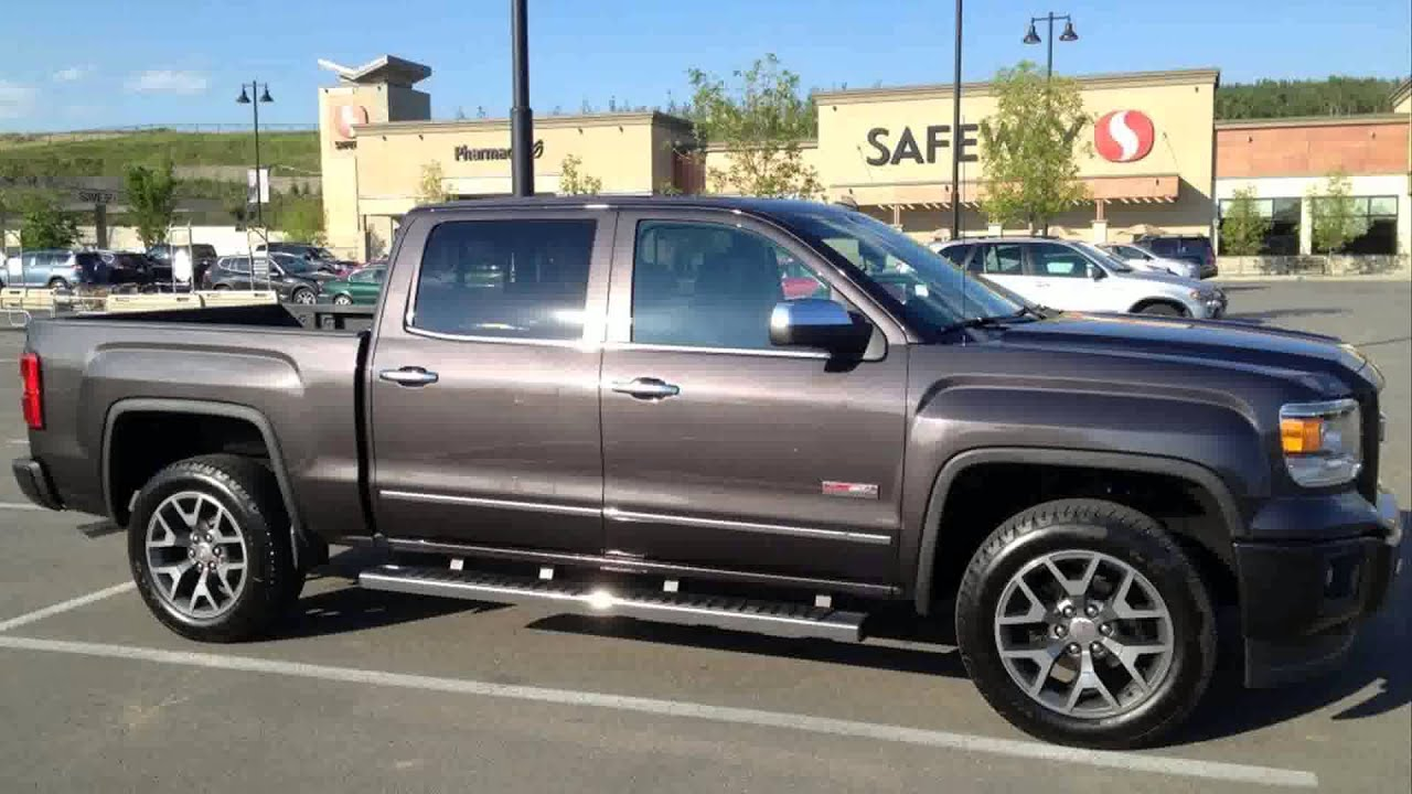 2015 gmc sierra 1500 all terrain review 2017 2018 best. Black Bedroom Furniture Sets. Home Design Ideas