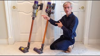 Dyson V8 vs V10 - Which should…