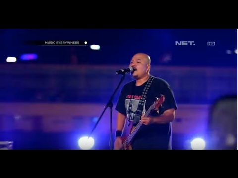 Netral - Haru Biru (Live At Music Everywhere) **