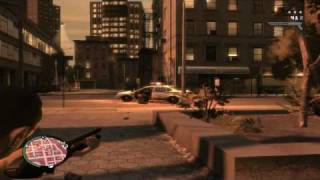 GTA 4 PC (HD) 720p Gameplay VERY HIGH QUALITY grand theft auto 4