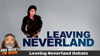 Leaving Neverland - Legit or S#!t? w/ Vince Russo, RazörFist, Stevie Richards, Bin Hamin & Jeff Lane