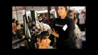 Puspita Martha Make Up & Hair Show @ JFFF-2011.mp4