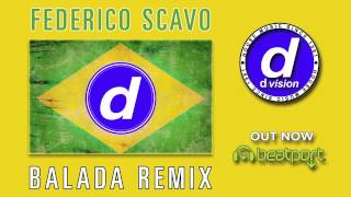 Federico Scavo - Balada (The Cube Guys Remix)