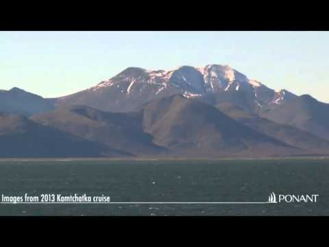 Discover Kamtchatka with Ponant Luxury Expedition Cruises