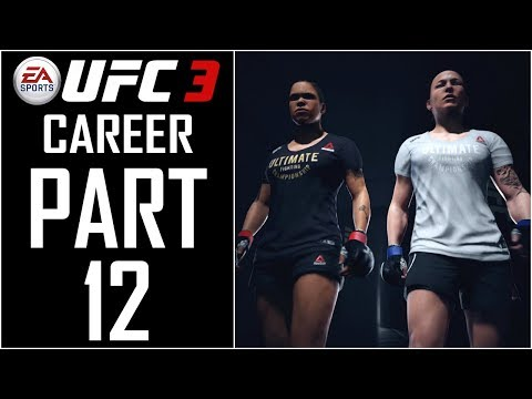 EA Sports UFC 3 - Career (Female) - Let's Play - Part 12 -